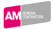 Logo AM GENERAL CONTRACTOR SPA